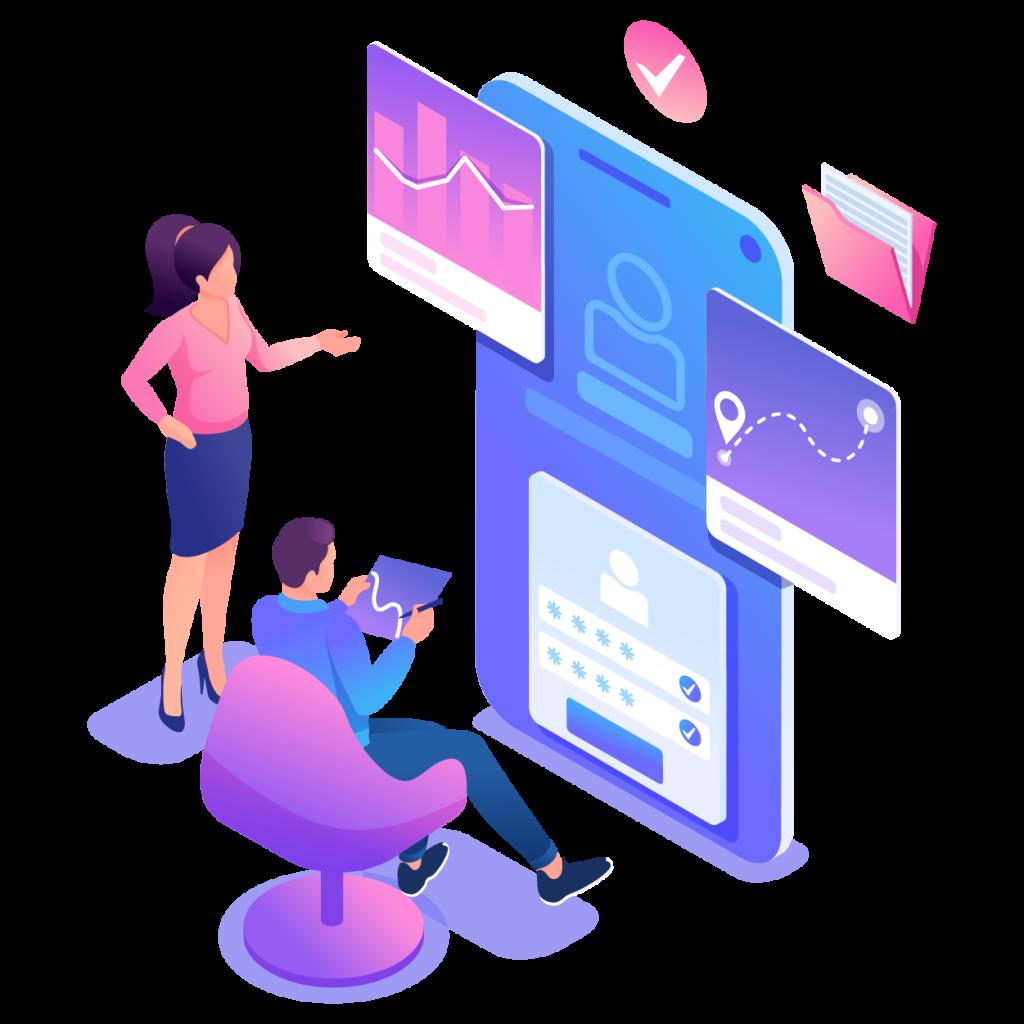 desarrollo y diseño de apps